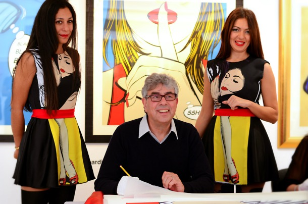 Deborah Azzopardi, Christie's Signing, 18Oct2013, photo by Cristina Schek (22)