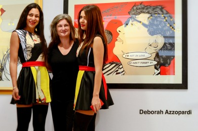 Deborah Azzopardi, Christie's Signing, 18Oct2013, photo by Cristina Schek (43)