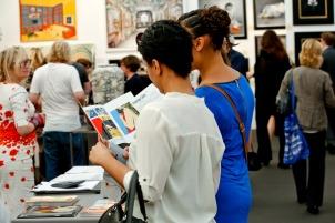 Deborah Azzopardi at AAF Hampstead, 12June2014, photo by Cristina Schek (10)