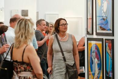 Deborah Azzopardi at AAF Hampstead, 12June2014, photo by Cristina Schek (14)