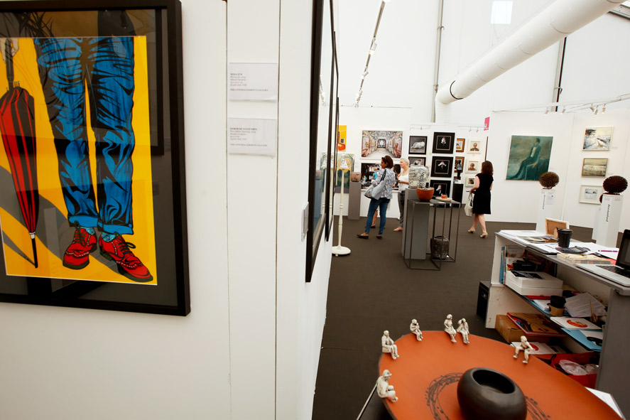 Deborah Azzopardi at AAF Hampstead, 12June2014, photo by Cristina Schek (15)