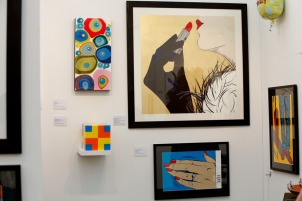 Deborah Azzopardi at AAF Hampstead, 12June2014, photo by Cristina Schek (16)