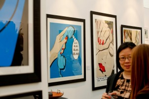 Deborah Azzopardi at AAF Hampstead, 12June2014, photo by Cristina Schek (18)