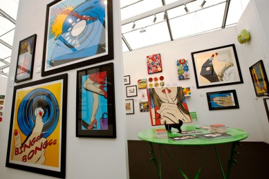 Deborah Azzopardi at AAF Hampstead, 12June2014, photo by Cristina Schek (2)