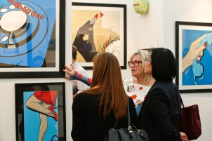 Deborah Azzopardi at AAF Hampstead, 12June2014, photo by Cristina Schek (5)