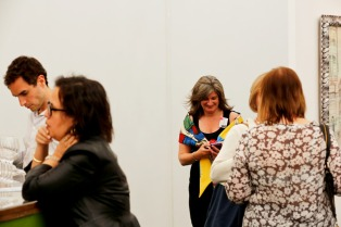 Deborah Azzopardi at AAF Hampstead, 12June2014, photo by Cristina Schek (6)