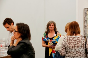 Deborah Azzopardi at AAF Hampstead, 12June2014, photo by Cristina Schek (7)