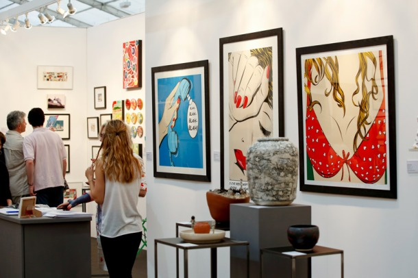 Deborah Azzopardi at AAF Hampstead, 12June2014, photo by Cristina Schek (9)