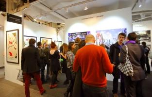Deborah Azzopardi, London Art Fair 2014, photo by Cristina Schek (6)