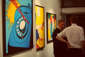 Deborah Azzopardi Solo Show, 1stApril2014, photo by Cristina Schek (10)