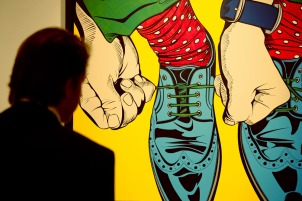 Deborah Azzopardi Solo Show, 1stApril2014, photo by Cristina Schek (11)