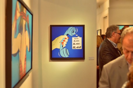 Deborah Azzopardi Solo Show, 1stApril2014, photo by Cristina Schek (15)