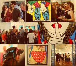 Deborah Azzopardi Solo Show, 1stApril2014, photo by Cristina Schek (17)