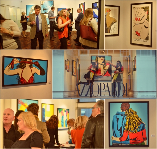 Deborah Azzopardi Solo Show, 1stApril2014, photo by Cristina Schek (24)