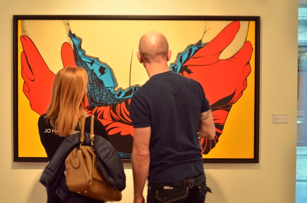 Deborah Azzopardi Solo Show, 1stApril2014, photo by Cristina Schek (41)