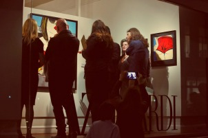 Deborah Azzopardi Solo Show, 1stApril2014, photo by Cristina Schek (46)