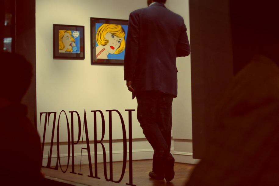 Deborah Azzopardi Solo Show, 1stApril2014, photo by Cristina Schek (53)