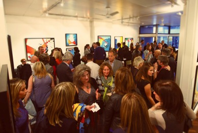 Deborah Azzopardi Solo Show, 1stApril2014, photo by Cristina Schek (6)