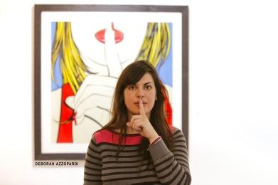 Maria & Deborah Azzopardi's Sshh..., photo by Cristina Schek copy