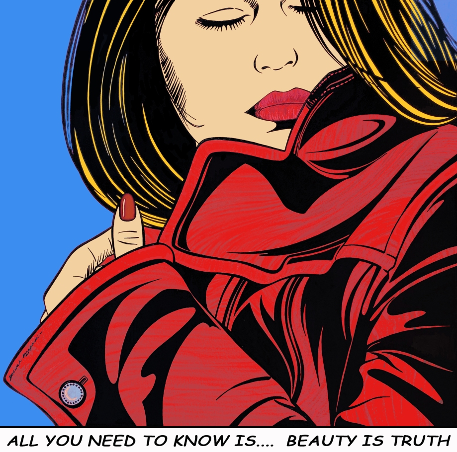Deborah Azzopardi - Beauty is Truth