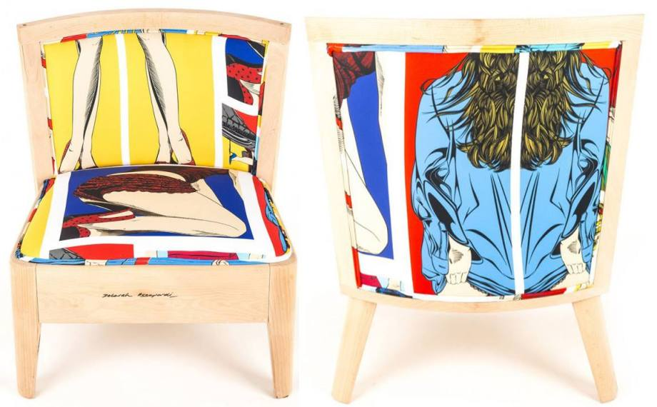 Deborah Azzopardi CHair