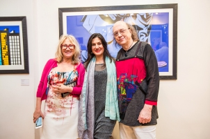 Cynthia Corbett Gallery Summer Exhibition 2016, photo by Cristina Schek (32)