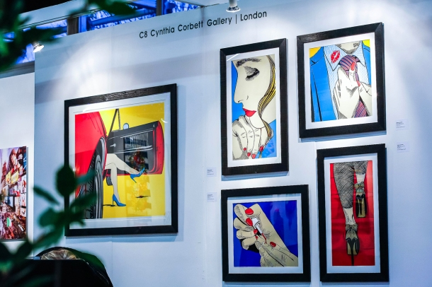 Deborah Azzopardi AAF Battersea 2016, photo by Cristina Schek (13)