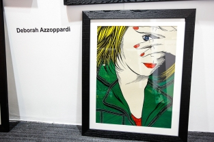 Deborah Azzopardi, London Art Fair 2016, photo by Cristina Schek (12)