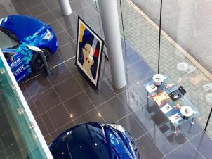 Lexus Edgware Road, Love Is The Answer, Deborah Azzopardi (1)