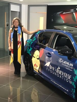 Lexus Edgware Road, Love Is The Answer, Deborah Azzopardi (12)