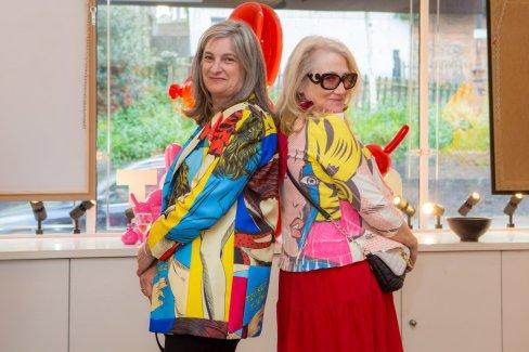 Deborah Azzopardi - Pop Art at Catto Gallery, photo by Cristina Schek (10)