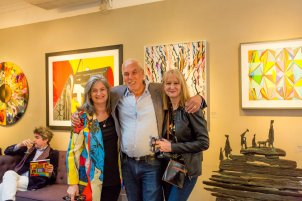 Deborah Azzopardi - Pop Art at Catto Gallery, photo by Cristina Schek (11)
