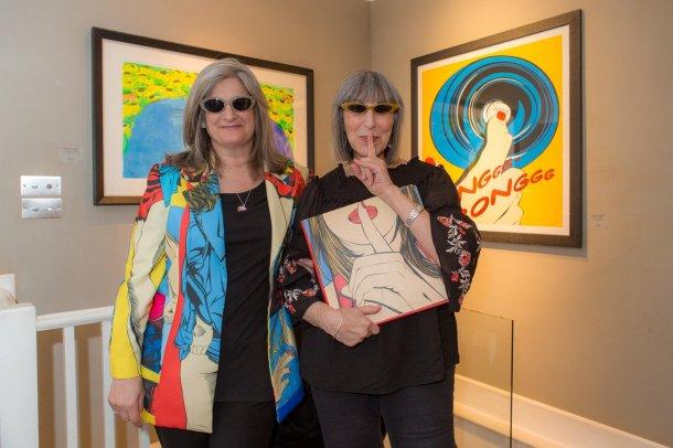 Deborah Azzopardi - Pop Art at Catto Gallery, photo by Cristina Schek (12)