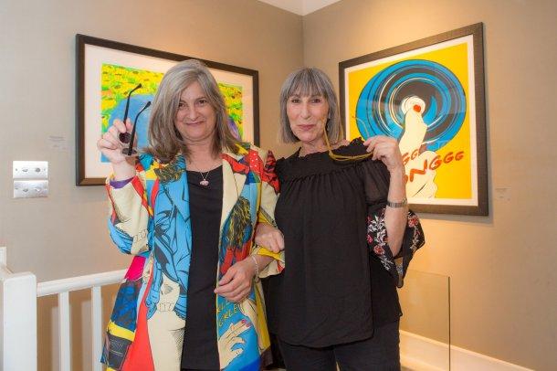 Deborah Azzopardi - Pop Art at Catto Gallery, photo by Cristina Schek (5)