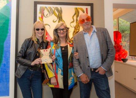 Deborah Azzopardi - Pop Art at Catto Gallery, photo by Cristina Schek (7)