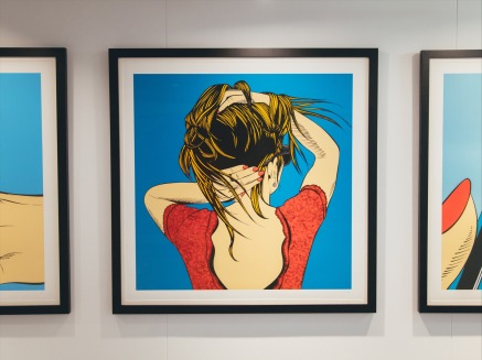 Deborah Azzopardi at S&P Gallery 5