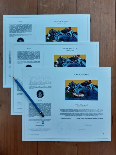 Deborah Azzopardi Rosenstiel's Certificates 2