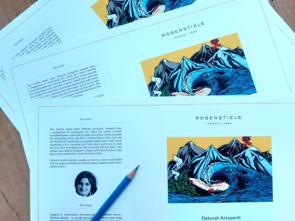 Deborah Azzopardi Rosenstiel's Certificates